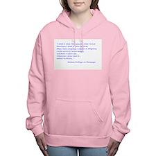 Unique Booze Women's Hooded Sweatshirt