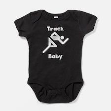 Track Baby Baby Bodysuit