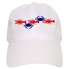 Crabs and Crayfish Baseball Baseball Baseball Cap