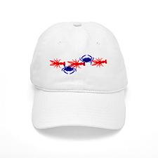 Crabs and Crayfish Baseball Baseball Cap