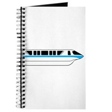 Monorail Blue Journal