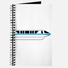 Monorail Blue Journal