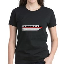Monorail Red Tee