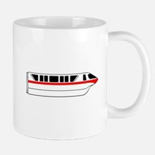 Monorail Red Mug