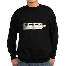 Monorail Yellow Sweatshirt
