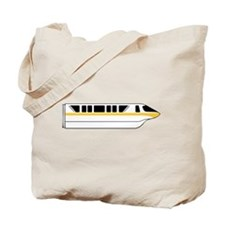 Monorail Yellow Tote Bag