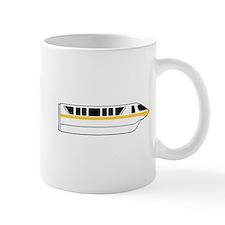 Monorail Yellow Mug