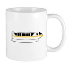 Monorail Yellow Mug