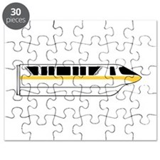 Monorail Yellow Puzzle