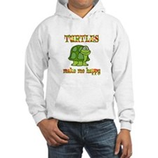 Turtles Make Me Happy Jumper Hoody