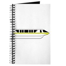 Monorail Lime Journal