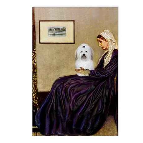 Mom's Coton Postcards (Package of 8)