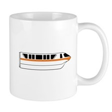 Monorail Orange Mug