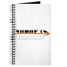 Monorail Orange Journal