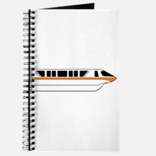 Monorail Orange Journal
