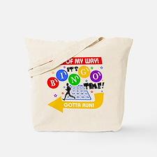 BINGO TIME! Tote Bag