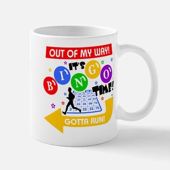 BINGO TIME! Mugs