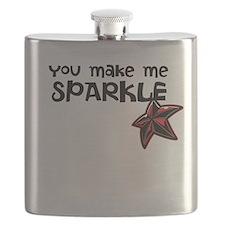 Sparkle Me Flask