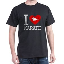 I Heart Karate T-Shirt