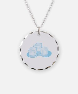 Ice Cubes Necklace
