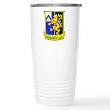 US ARMY 48th INFANTRY R Travel Mug