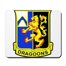 US ARMY 48th INFANTRY REGIMENT PATCH.psd Mousepad