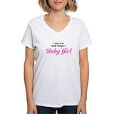 T shirt plus Womens V-Neck T-shirts