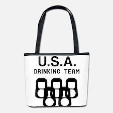 U.S.A. Drinking Team Bucket Bag