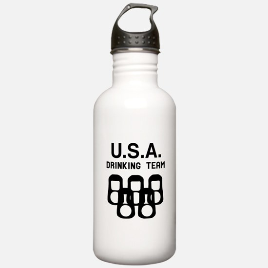 U.S.A. Drinking Team Water Bottle
