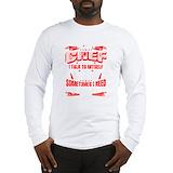 Chef Long Sleeve T-Shirts