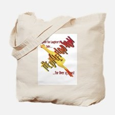*NEW* Uncle Floyd Show Tote Bag
