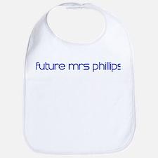Future Mrs Phillips Bib