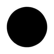 "Black Beauty 3.5"" Button (100 pack)"