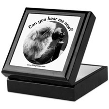 Can you hear me now? Keepsake Box
