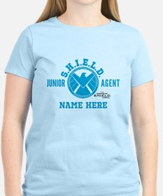 Blue Personalized Junior SHI T-Shirt