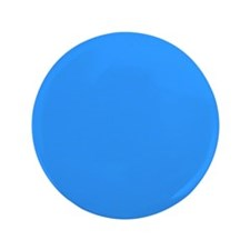 """Sky Blue Serenity 3.5"""" Button (100 pack)"""