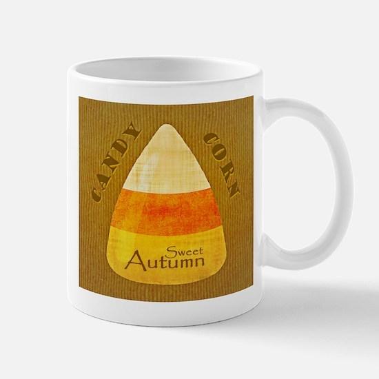 Sweet Autumn - Candy Corn Mugs
