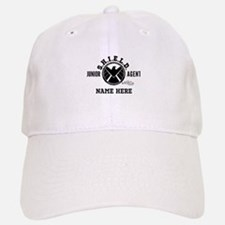 Personalized Junior SHIELD Agent Baseball Baseball Cap
