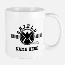 Personalized Junior SHIELD Agent Mug