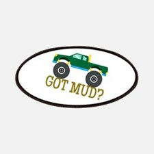 Got Mud? Patches