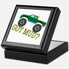 Got Mud? Keepsake Box