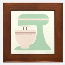 Kitchenaid Mixer Framed Tile