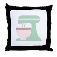 Kitchenaid Mixer Throw Pillow