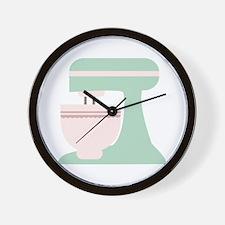 Kitchenaid Mixer Wall Clock