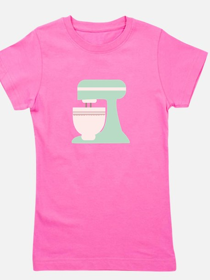 Kitchenaid Mixer Girl's Tee