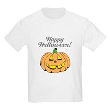 Jack o lantern pumpkin face carving T-Shirt