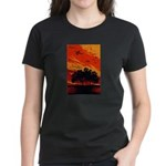 Sunset Women's Dark T-Shirt