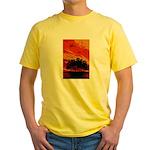 Sunset Yellow T-Shirt