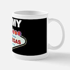 Jimmy 11oz Las Vegas Mug