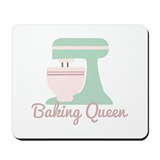 Baking Queen Mousepad